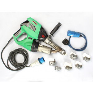 USED LEISTER WELDPLAST S2 EXTRUSION GUN