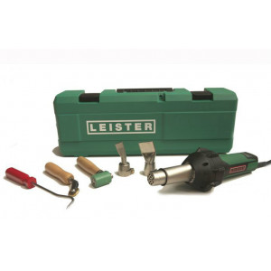 Leister TRIAC AT BASIC Roofing Hot Air Welder Kit 120V & 230V with Carry Case