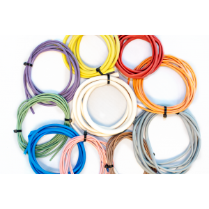 Neoprene Rubber Chloroprene Tubing Standard Colours
