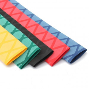 Non Slip Textured Heat Shrink Sleeve