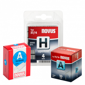 Novus Staples for the J-29, J-021, J-032, J-105