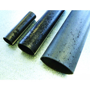 HRMW size 75/30 Adhesive Lined Black Heat Shrink