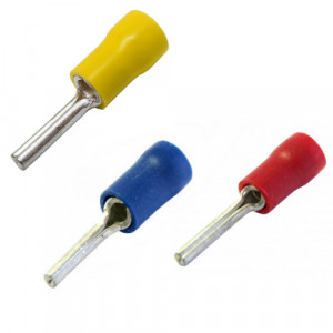 Pre-Insulated Crimp Terminals - Pins