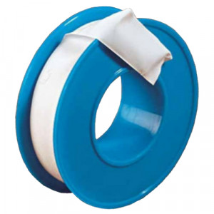 PTFE Film Tape 25mm x 12mtrs White Teflon - Plumbers Thread Sealing Tape