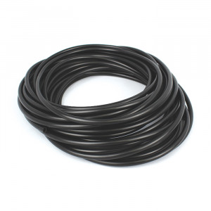 "Semi-Rigid PVC Tubing Size 1/4"" Flexible Hose"