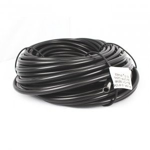"Semi-Rigid PVC Tubing Size 3/8"" Flexible Hose"