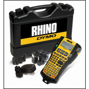 Dymo Rhino 5200 Portable Industrial Labelling Machine Kit with Carry Case