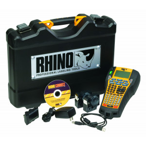 Dymo Rhino 6000 Professional Labelling Machine Kit