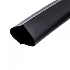 "RNF-100 size 1"" (25.4/12.7mm) Premium Heat Shrink - Black"