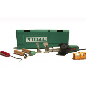 Leister TRIAC ST BASIC Roofing Hot Air Welder Kit 120V & 230V  with Carry Case