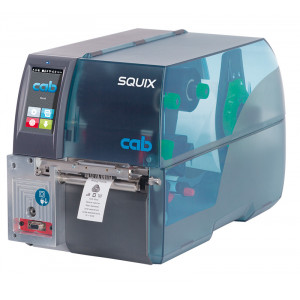Cab SQUIX 4 MT 300dpi Thermal Transfer Printer with Separator
