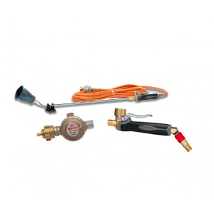 Titanium Roofing Propane Gas Blow Torch Kit 5m Hose