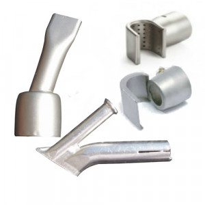 Leister Triac Range of Nozzles / Accessories