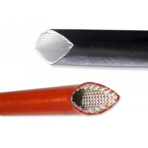 Vidaflex SD350 - Silicone Coated Glass Braid