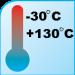 Neoprene Tubing HP15 (1.5mm I/D) UC - Temperatures