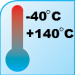 CTPA Flexible Conduit Size 40 - Temperature