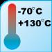 Retrofit Braided Sleeve Hilwrap size 13mm Bore Temperatures
