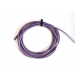 Violet Neoprene Tubing
