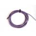 Violet/Purple Neoprene Tubing