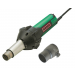 Leister Triac ST Hot Air Welder 120V & 230V with Leister Adapter Nozzle - 141.308 / 141.309