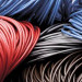 LSF Low Smoke and Fume Halogen Free Over Sleeving Size 6.0mm x 0.5mm Wall