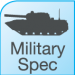 "RNF-100 size 1/16"" (1.6/0.8mm) Premium Heat Shrink - Military Spec"