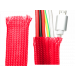 Expandable Braided Sleeving PG Red