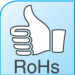 Metal Detectable Cable Tie RoHs Certified