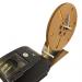 Multi use size spool reel holder