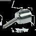 Steinel HG 2620 E FLOORING KIT 110V & 240V Reduction Nozzle