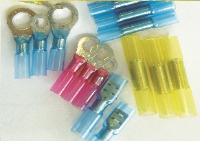 Heat Shrinkable Splices and Connectors